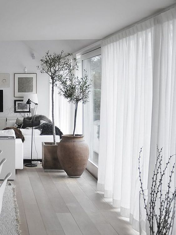 Sheer Curtain Ideas Curtains Living Room Home Living Room