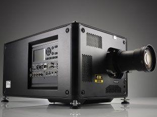commercial outdoor projector enclosure