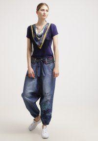 Desigual - TURKO - Boyfriend jeans - denim medium wash