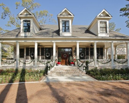 Traditional Exterior Southern Design, Pictures, Remodel, Decor and Ideas - page 3