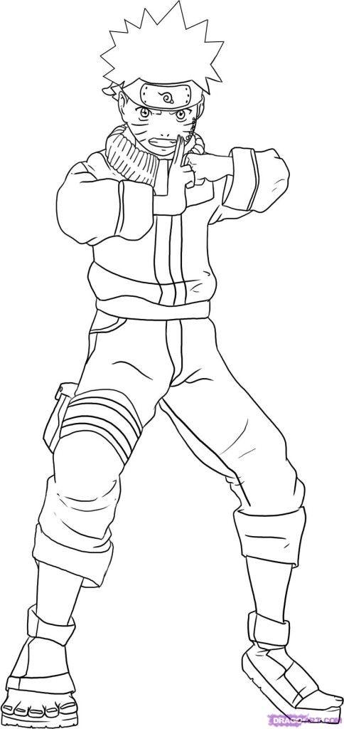 Desenhos Para Colorir Do Naruto 40 Opcoes Para Imprimir Desenhos Para Colorir Naruto Desenhos Para Colorir Naruto Desenho