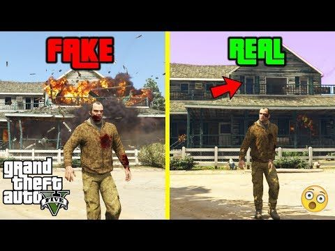 Gta 5 Rockstargames Don T Want You To See This Big Secret Youtube Gta 5 Gta Gta V Secrets