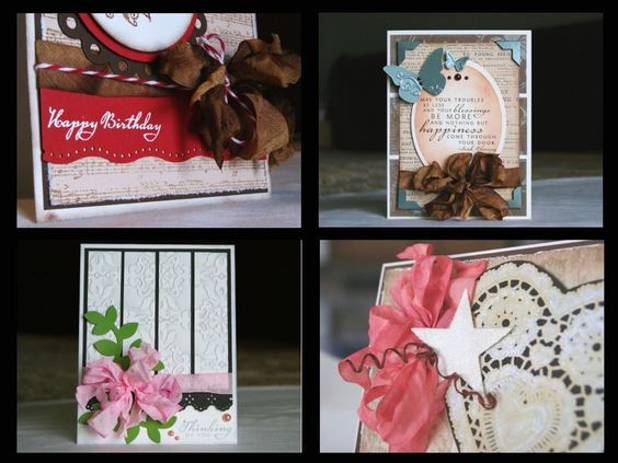 31 Days of Card Making {Day 1} – Evolution of a Card Maker | Laughadaisy