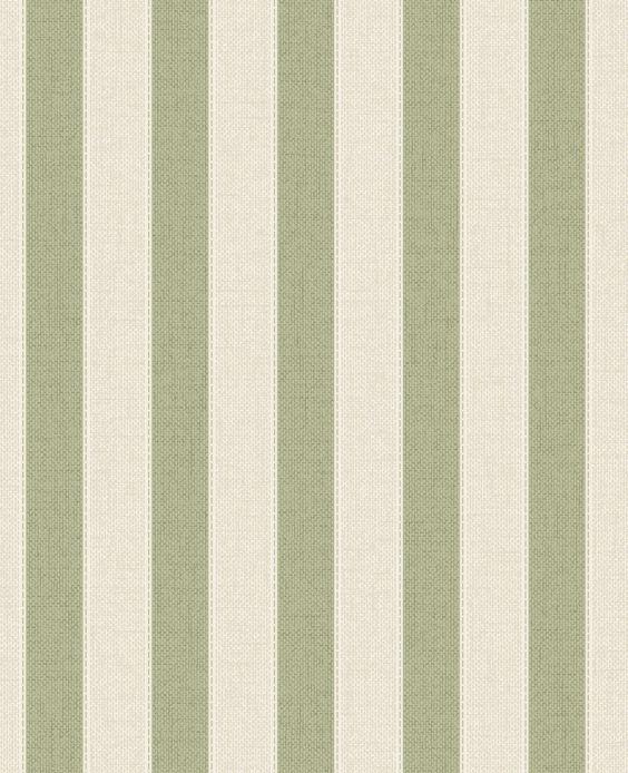 "Olevia Ticking 33' x 20"" Stripes Wallpaper"