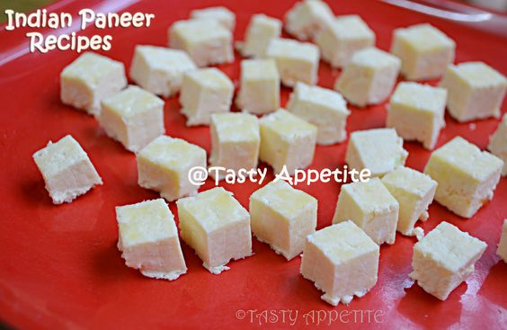 Tasty Appetite: PANEER RECIPES / INDIAN PANEER RECIPES / COTTAGE CHEESE RECIPES
