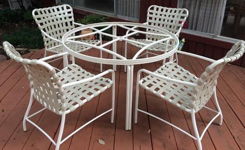 Patio Furniture Repair Austin Tx