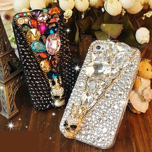 iPhone 5 Case Bling iPhone 5s Case sparkle Phone by DIYiPhoneCases, $24.68
