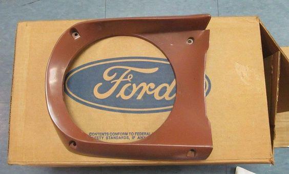 1965 66 Mustang Shelby RH Headlight Bucket Assembly | eBay