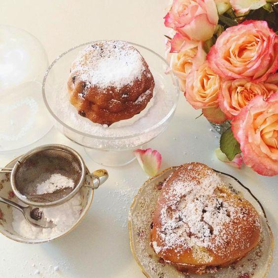 BeautyyyJudyyyy: Vanilla Cranberry Cake
