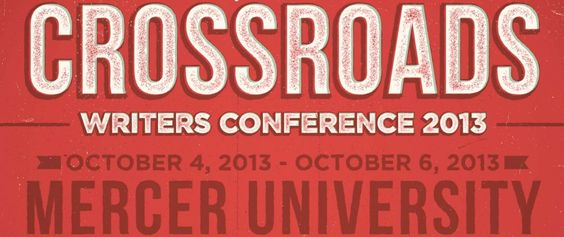 We're just a month away from Crossroads 2013! Are you excited yet?
