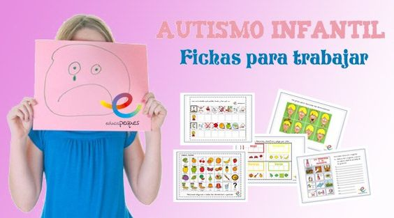 El #autismo infantil: Ideas para trabajar en el aula con niños autistas #recursoseducativos