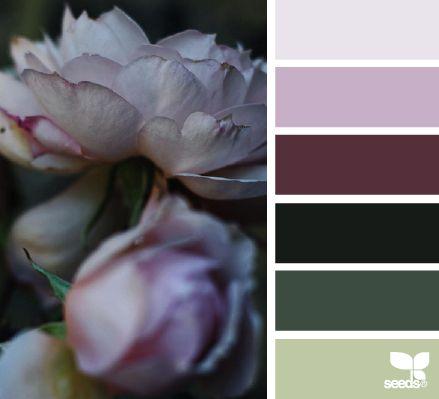 #Farbbberatung #Stilberatung #Farbenreich mit www.farben-reich.com flora tones