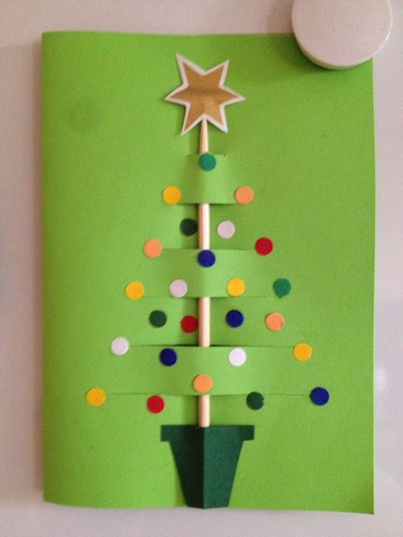 Christmas Card Ideas Preschool All Ideas About Christmas And Happy