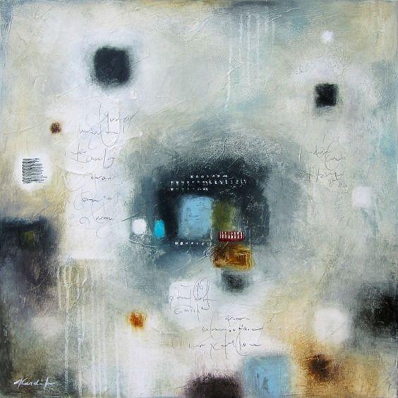 Artist: Kardif  Dimensions: 24 x 24 in  Title: Heaven's door
