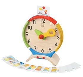 for learning to tell time!
