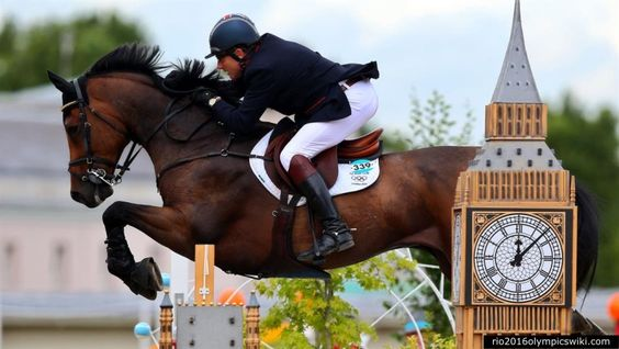2016 Summer Olympics Equestrian   Peter Charles, Equestrian Showjumping - Rio…