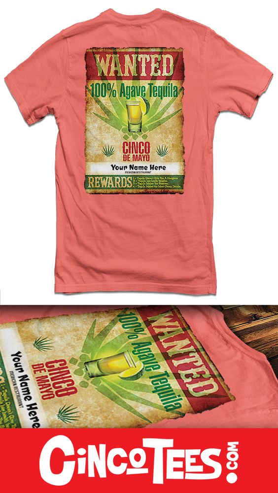 Cinco De Mayo T-shirt 2016-02