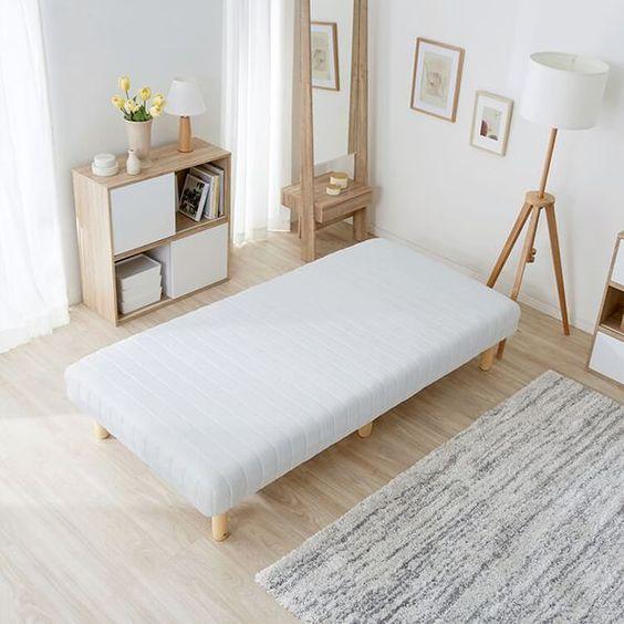 ニトリ・IKEA・LOWYAの脚付きマットレスおすすめ10選!収納面もしっかり考えましょう