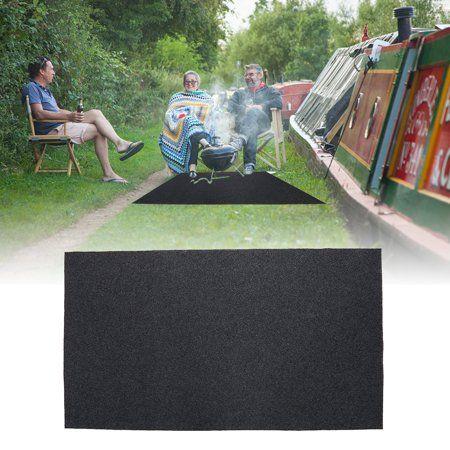 Lv Life Fireproof Heat Resistant Bbq Gas Grill Splatter Mat Mat Backyard Floor Protective Rug Bbq Floor Protective Rug Gas Grill Splatter Mat Walmart Com Gas Grill Backyard Outdoor Fire