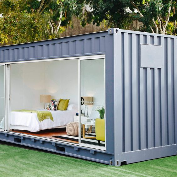 Container containh user versand and zuhause on pinterest - Ecopod container home ...