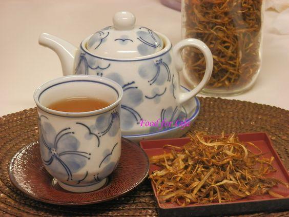 Food for Life: Anti-Aging Tea- Burdock Root Tea (Gobo Cha)