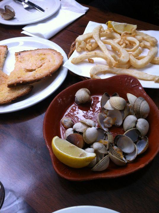 Pescadito Frito in Barcelona, Cataluña