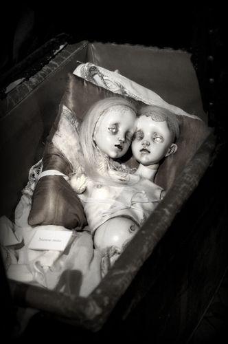 nami's playground (bluekitsune: Dolls by artist Tari Nakagawa)