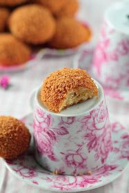Délices d'Orient: Gâteau aux oeufs durs et pain d'épices