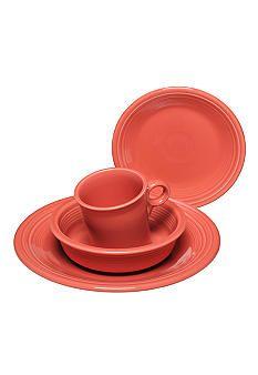 Fiesta® Flamingo Dinnerware
