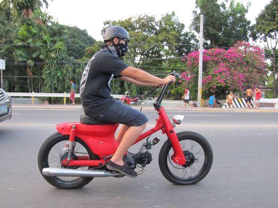 Bike Feature: RVLT02 Streetcub aka Jabanero by Kevin Yu | Cafe Racer Philippines