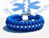 BEAUTIFUL!!! Paracord EMS Survival Bracelet by Survival straps Large