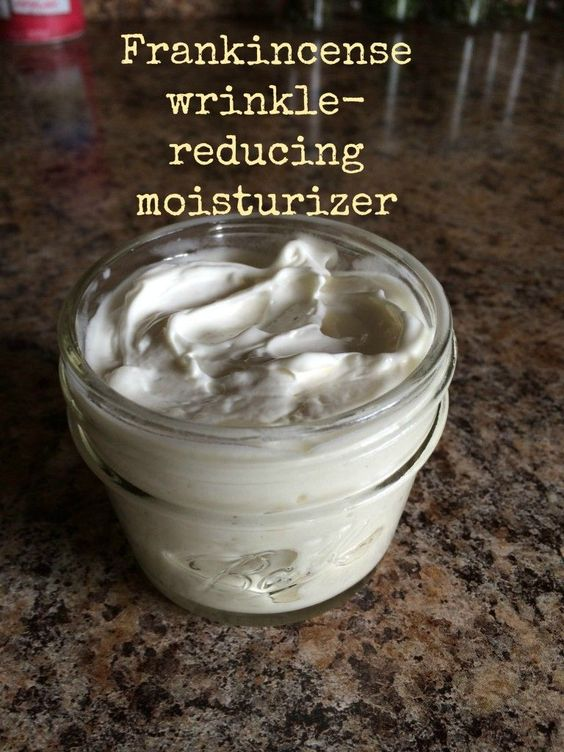 Frankincense Wrinkle Reducing Moisturizer