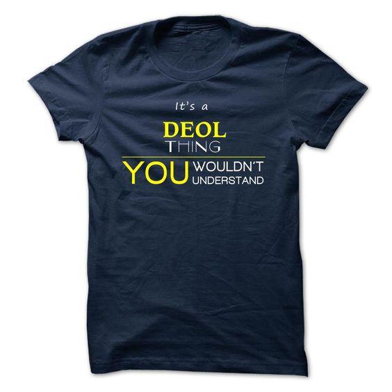(Tshirt Best Deals) DEOL Free Ship Hoodies, Funny Tee Shirts