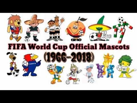 Fifa World Cup Mascots History 1966 2018 Youtube Fifa World Cup Mascot History