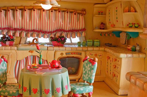 Fantastic Whimsical Fairy Tale Kitchen Whimsical Kitchen Ideas