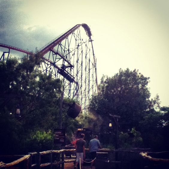Titan. 25 story drop and 85+ mph. Yolo.