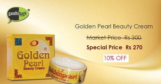 #Buy online Golden #Pearl #Beauty #Cream at #special #price only at Gandhibagh.com #onlineshoping #onlinestore #gandhibagh #Nagpur #cream Learn More : http://goo.gl/UzXX7I