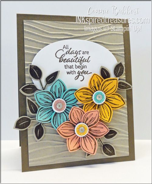 IM72 - Floral Essence - Inkspired Treasures