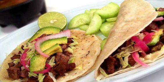 Tacos, Quesadillas, Enquiladas, Burritos in Hülle und Fülle > Kalorien-Ratgeber