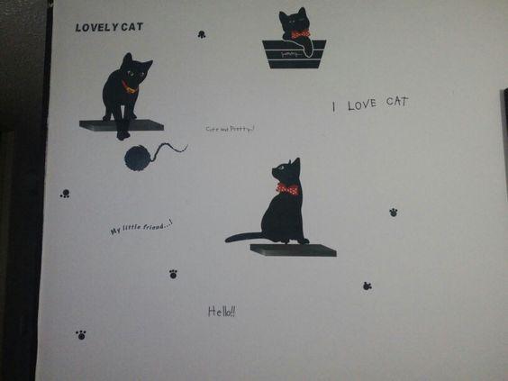 Mi vinilo de gatos