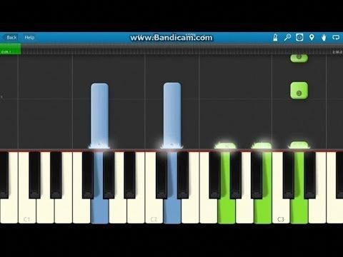 How To Play Say Something On Piano A Great Big World Ft