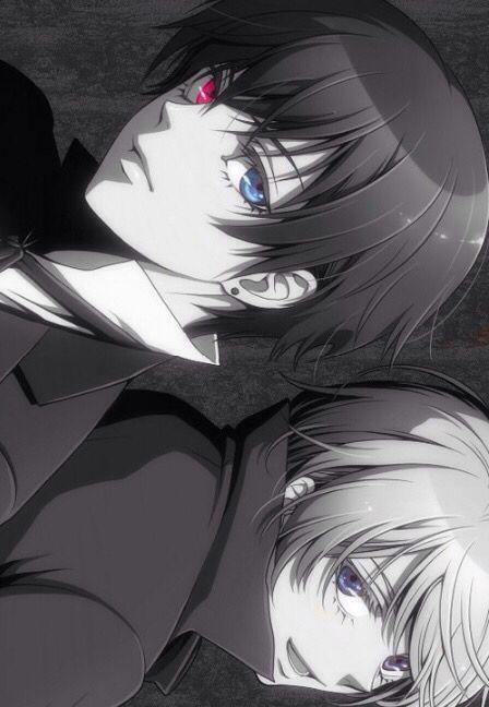 Ciel x Alois