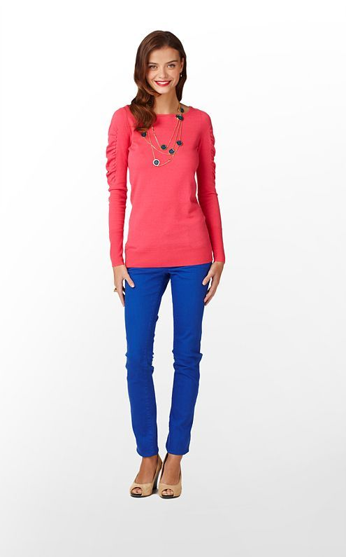 Lilly Marcotte Sweater