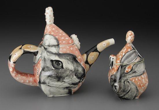 Hannah Niswonger Winchester, MA   New England pottery   Pinterest