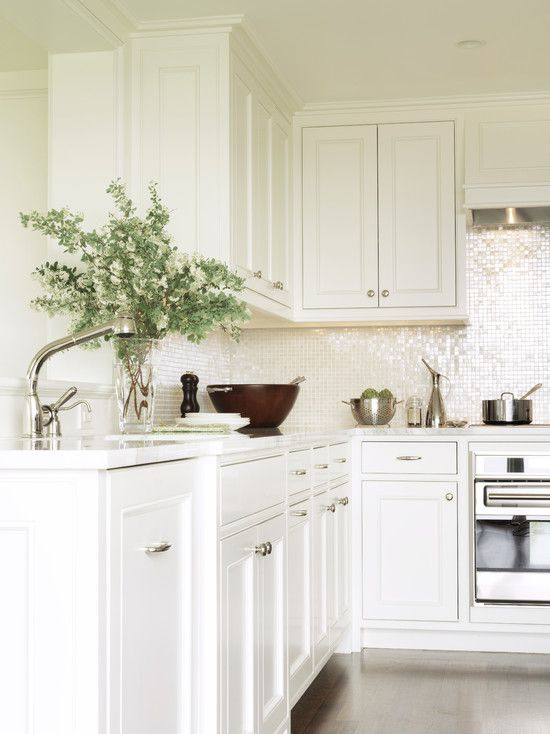 trendig und traditionell in der modernen küche