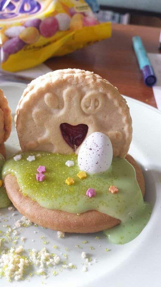 Resurrection biscuit