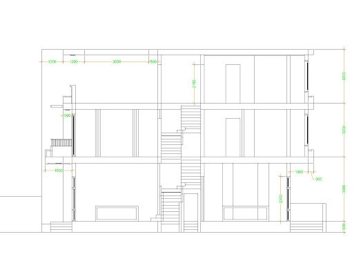 Sketchup 3 Story Home Plan 6x12m Google Drive House Plans How To Plan Home