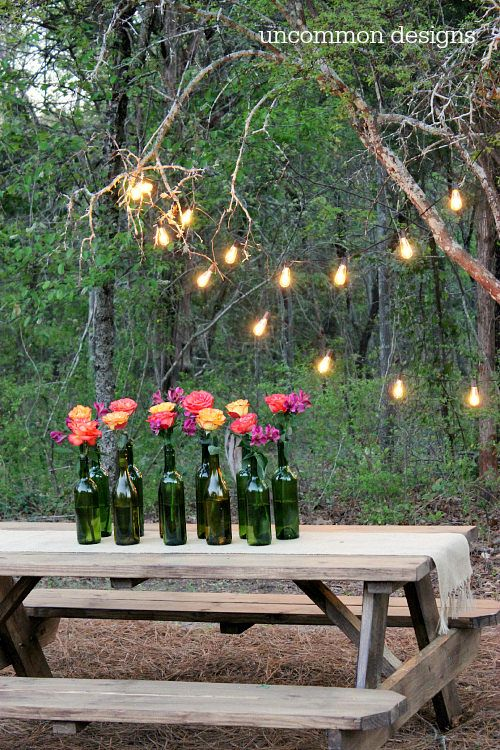 Throw a fabulous outdoor party with these 7 steps for backyard entertaining   www.uncommondesignsonline.com: