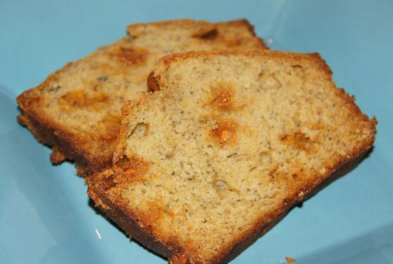 Little Bit of Everything: Butterscotch Banana Bread - SRC