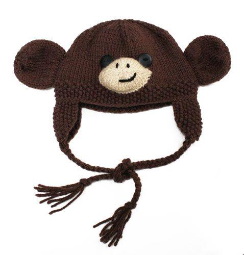 would my little monkey like a monkey hat?